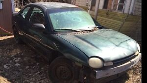 Plymouth Dodge Neon Parts