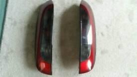 Vauxhall Corsa C 2000-2006 Rear Lights