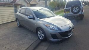 2010 Mazda 3 BL10F1 Maxx Silver 5 Speed Automatic Hatchback Yagoona Bankstown Area Preview