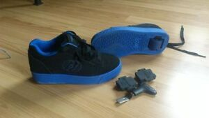 Roller Shoes for Kids (2 pairs, sizes 13 and 2) Gatineau Ottawa / Gatineau Area image 1