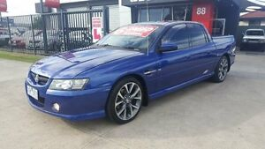 2004 Holden Crewman VZ SS 6 Speed Manual Crew Cab Utility Cairnlea Brimbank Area Preview