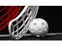 Floorball/Unihoc/Indoor Hockey at Westwoods every Wednesday