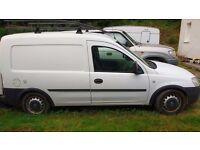Vauxhall Combo Van Spares/Repairs