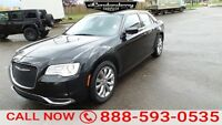 2015 Chrysler 300 LIMITED **AWD/ leather/ heated seats/ sunroof*