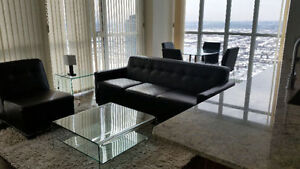 FURNISHED SHORT-TERM ----- 1, 2 & 3 BED LUXURIOUS CONDO --- SQ 1