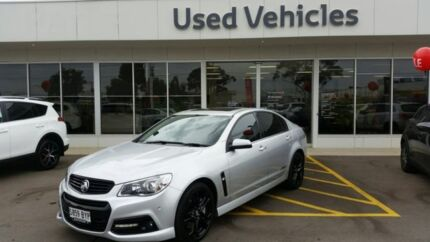 2015 Holden Commodore VF MY15 SS V Redline Silver 6 Speed Sports Automatic Sedan Blair Athol Port Adelaide Area Preview