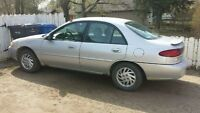 1997 Ford Escort, great first car, or cummuter