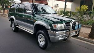 2002 Toyota Hilux LN167R SR5 (4x4) 5 Speed Manual 4x4 Dual Cab Pick-up Medindie Walkerville Area Preview