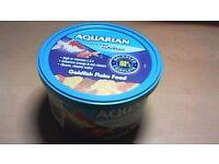 GOLDFISH FLAKE FOOD 50G BRAND NEW BOX-STILL SEALED-AQUARIUM