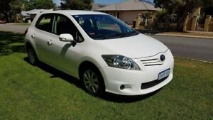 2010 Toyota Corolla ZRE152R MY10 Ascent White 4 Speed Automatic Hatchback Welshpool Canning Area Preview