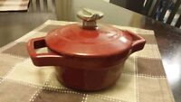 kitchenaid cast iron cookware 16 oz