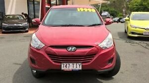 2013 Hyundai ix35 LM2 Active Red 6 Speed Sports Automatic Wagon Noosaville Noosa Area Preview