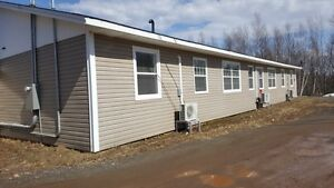MINTO - 2 BEDROOM ADULT ORIENTED  HEATED