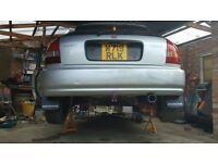 Honda civic EK H22 VTI VTEC 12 MONTHS MOT 230 BHP LOW MILEAGE