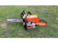 STIHL 025 Chainsaw £165ono