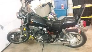 Honda Magna V45 750. Just serviced. Needs nothing, ready to ride