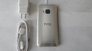 HTC ONE M9 32GB (UNLOCKED) ONLY $260