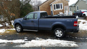 2006 ford F150 XLT 4.6L for parts. SOLD PPU  !!!