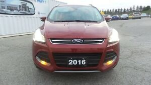 2016 Ford Escape Titanium, Pano Roof, Lthr, Nav Kitchener / Waterloo Kitchener Area image 9