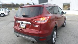 2016 Ford Escape Titanium, Pano Roof, Lthr, Nav Kitchener / Waterloo Kitchener Area image 5