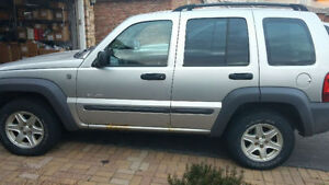 2003 Jeep Liberty SUV, Crossover London Ontario image 1