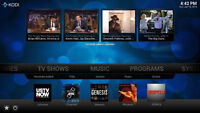 Android TV Box(M8S special)-XBMC/KODI Free Delivery Free Netflix