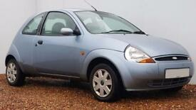 2006 06 FORD KA 1.3 COLLECTION 3D 69 BHP