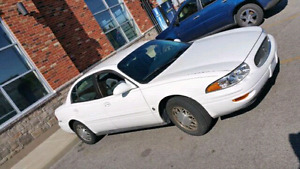 2000 BUICK  REDUCED FOR QUICK SALE $1400 OBO