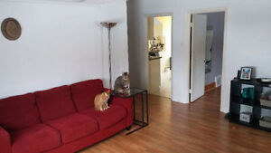 Only 725 $ Bright 1 bedroom
