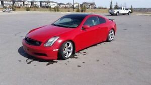 2003 Infiniti G35 Brembo Coupe $3500 Firm