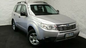 2010 Subaru Forester S3 MY10 X AWD Silver 4 Speed Sports Automatic Wagon Glenorchy Glenorchy Area Preview