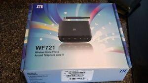 Adaptateur pour Téléphonie résidentielle ROGERS (ZTE WF721)