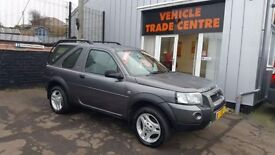 2006 LANDROVER FREELANDER 2.0 DIESEL AUTO - MANAGER SPECIAL