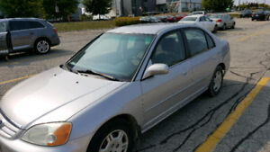 2001 Honda Civic for sale