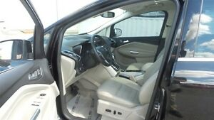 2013 Ford C-Max Hybrid SEL | Lthr | Navi | Glass Roof Kitchener / Waterloo Kitchener Area image 12