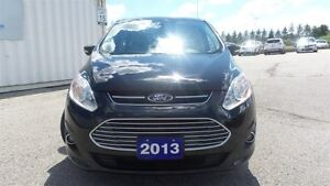 2013 Ford C-Max Hybrid SEL | Lthr | Navi | Glass Roof Kitchener / Waterloo Kitchener Area image 9