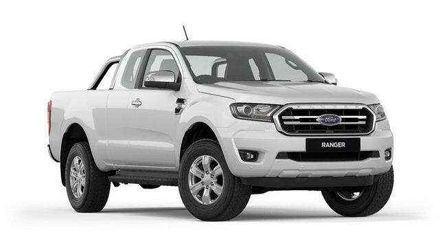 2018 ford ranger px mkiii my19 xlt pick up super cab cool white 10 1 of 3 fandeluxe Choice Image