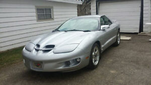 Wanted - 1999 Firebird WS-6 Hood-Preferably silver in color