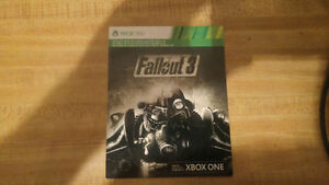 Fall Out 3 for Xbox One