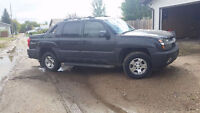 2004 Chevrolet Avalanche Z71 WINTERS HERE