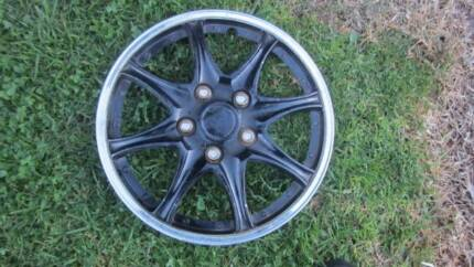 15 INCH BLACK STAR - WHEELS COVERS ,,SET OF 4 - NOW SELLING !!!.