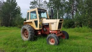 770 Case Tractor