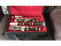 Clarinet - plus case. Suitable for a beginner, very good condition.