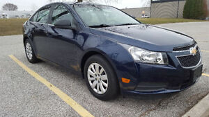 2011 Chevrolet Cruze LS 6 Speed Manual