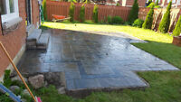 Quality interlocking ,  get your project done befor winter