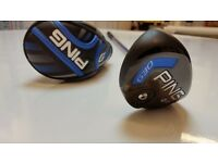 Ping G30, 4 Wood, 4 22 High balance point tfc 419