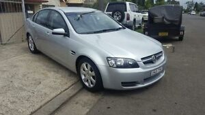 2009 Holden Commodore VE MY09.5 Omega Silver 4 Speed Automatic Sedan Yagoona Bankstown Area Preview