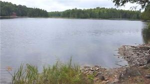 WATERFRONT SPECIAL- 2.4 ACRES ON SWAUGER'S LAKE!!