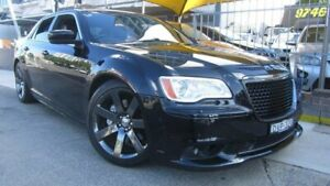 2012 Chrysler 300 MY12 SRT8 Black 5 Speed Automatic Sedan Homebush Strathfield Area Preview