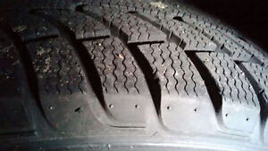 Winter 205/55R16 Dunlop, Michelin $60 & up, some on Corolla rims